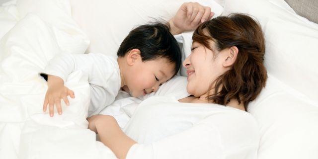 離婚後の親権は多くの場合母親になる